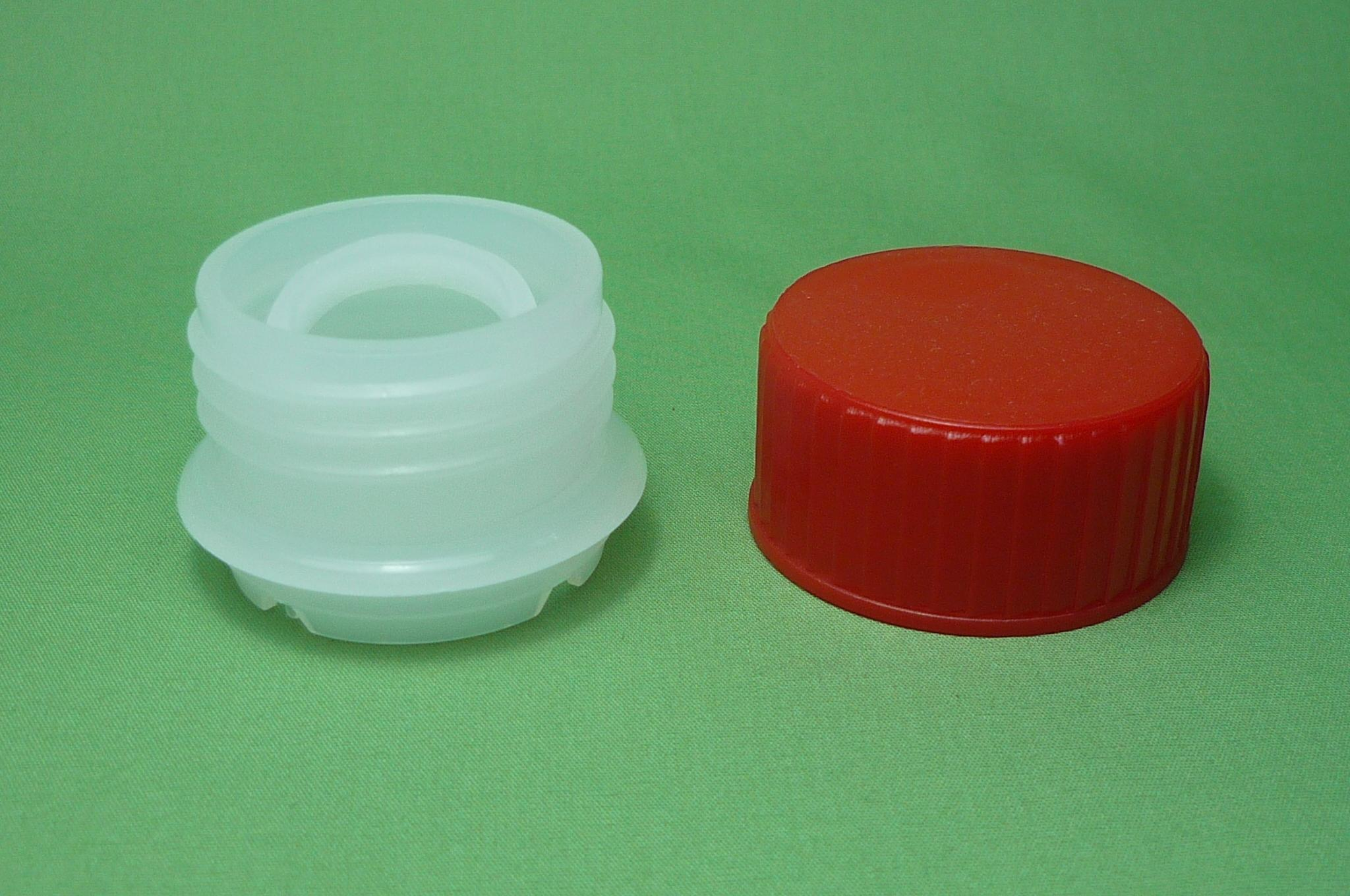 38mm Plastic Screw Cap